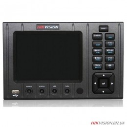 Видеорегистратор Hikvision DS-7204AHLI-ST/L
