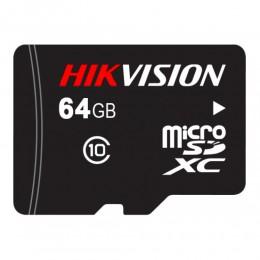 Карта памяти MicroSDHC Hikvision DS-UTF64G-L2 10 Class 64GB