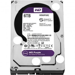 Жесткий диск WD60PURZ 6TB
