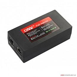 Одноканальный PoE-коммутатор ONV PSE1101AC