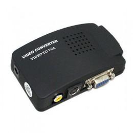 Видеоконвертер AV-VGA