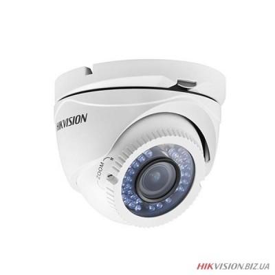 HD-TVI Видеокамера Hikvision DS-2CE56D0T-VFIR3E (2,8 - 12 мм)