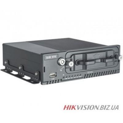 Автомобильный регистратор Hikvision c GPS, 3G/4G и Wi-Fi модулями DS-M5504HM-T/GW/WI58(IT)