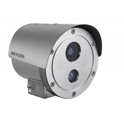 2 Мп взрывозащищенная сетевая камера Hikvision DS-2XE6222F-IS (4мм)