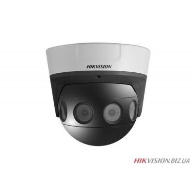 8Мп Panovu купольная камера Hikvision DS-2CD6924F-I (4мм)