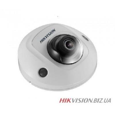 5 Мп мини-купольная сетевая видеокамера EXIR Hikvision DS-2CD2555FWD-IWS (2.8 мм)
