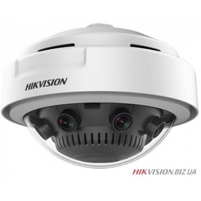 18 МП панорамная PanoVU видеокамера Hikvision DS-2CD1636-D (4мм)