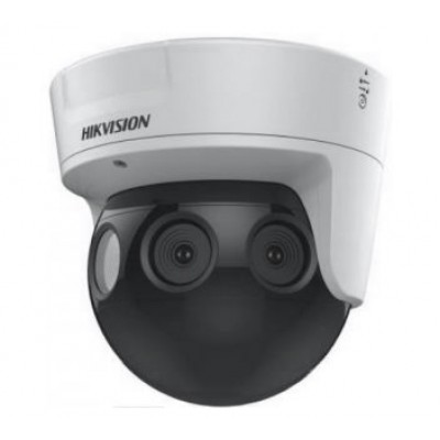 8Мп Panovu купольная камера Hikvision DS-2CD6924F-IS (4мм)