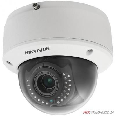 2Мп IP интеллектуальная сетевая купольная видеокамера Hikvision iDS-2CD6124FWD-IZ/F (8-32 мм)