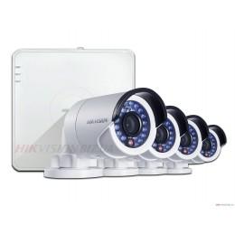Комплект TurboHD видеонаблюдения Hikvision DS-J142I/7104HGHI-E1