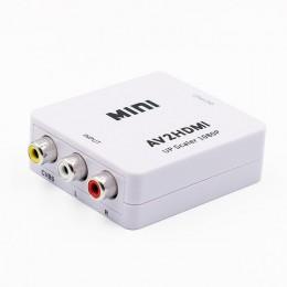 Видеоконвертер AV-HDMI