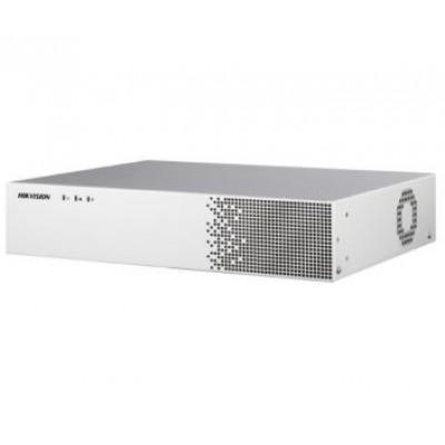 4-x канальный сетевой видеорегистратор распознавания лиц Hikvision iDS-6704NXI-I/4F