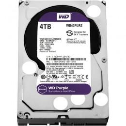 Жесткий диск WD40PURZ 4TB