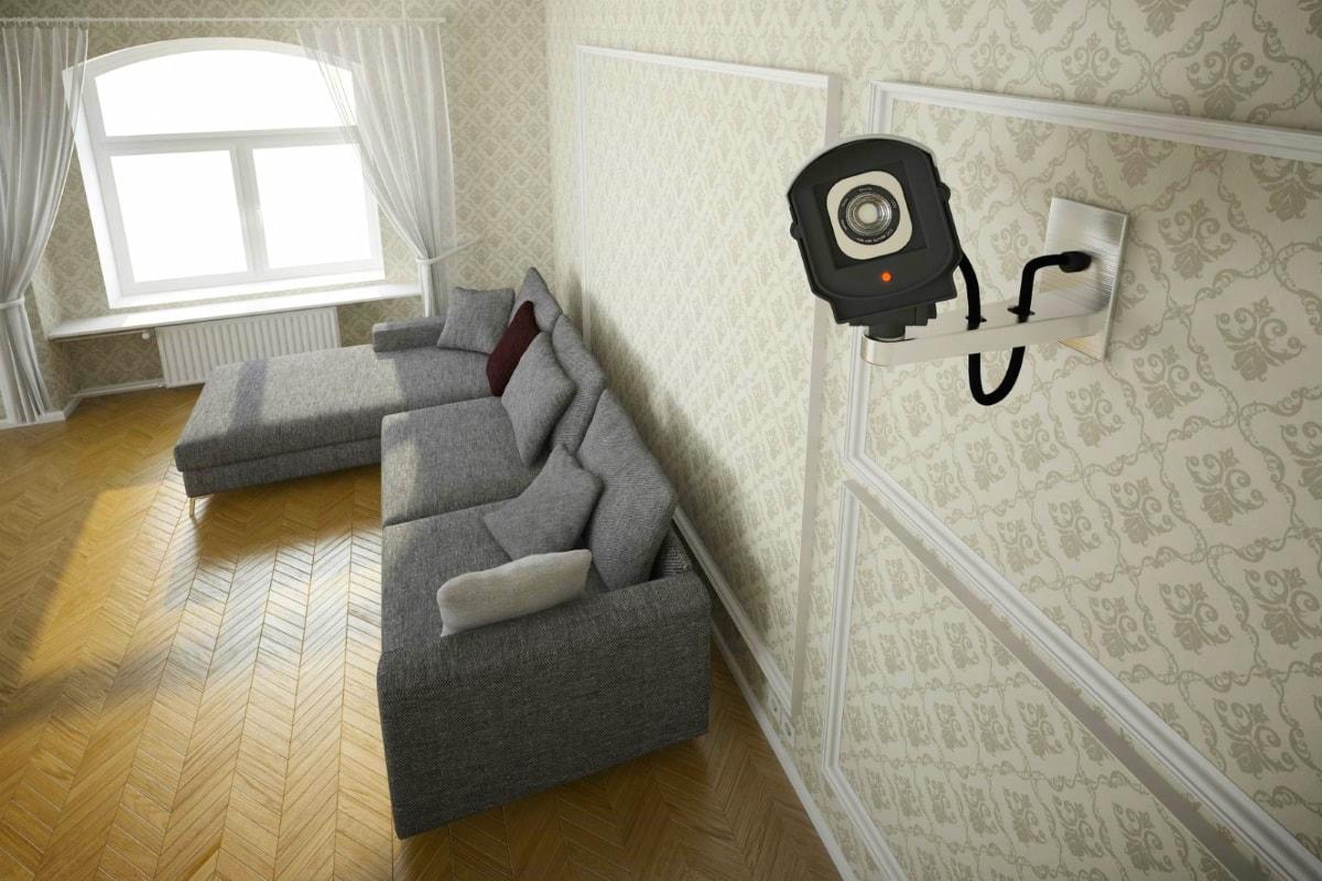 Видеонаблюдение в квартиру купить